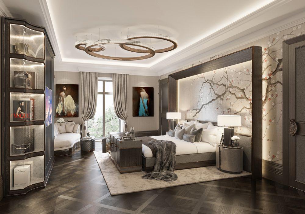 A Five Stars Modern Master Bedroom | bedroom furniture in ...