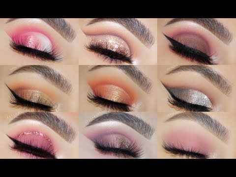 beautiful viral eye makeup tutorial compilation 2019