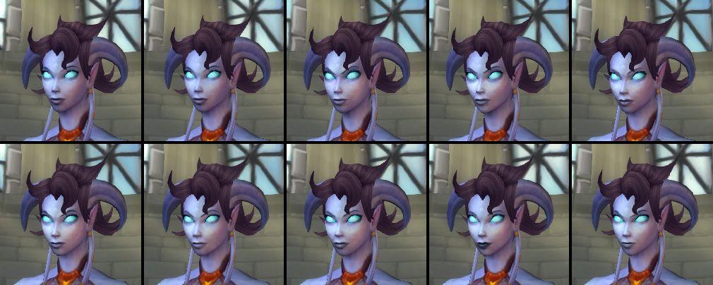 World Of Warcraft Hairstyles Google Search Art Folder World Of Warcraft Art