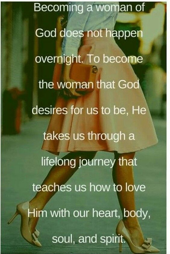 Strong Woman of God | Godly woman, Quotes about god, Gods grace