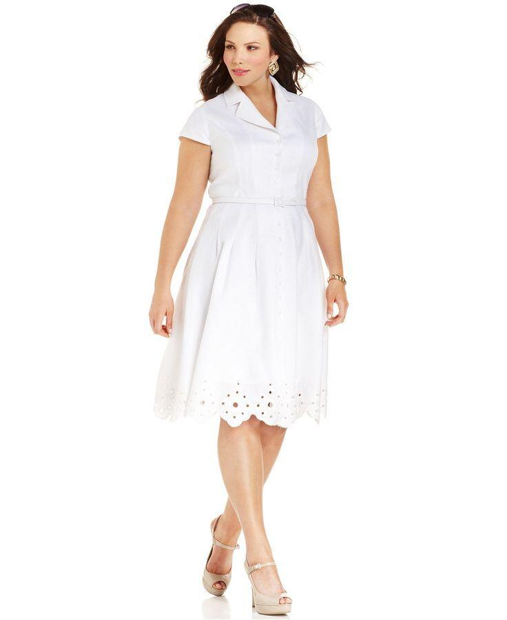 plus size dress nyc doe | Wedding dress | Pinterest