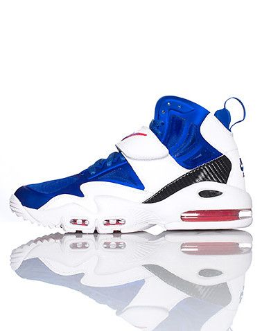 NIKE High top men's sneaker Lace closure with velcro strap Padded tongue  with NIKE AIR MAX