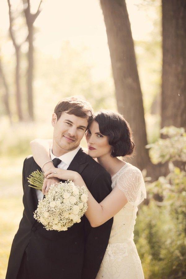 A 1920s Themed Wedding In Toronto Ontario Wedding Themes Bridal