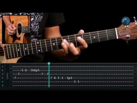 Layla Acoustic Unplugged Eric Clapton 1of3 Songs Guitar Lesson
