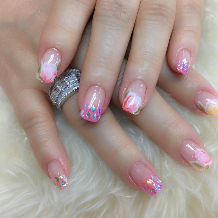 29 Awesome New Year Nails Designs For Winter Nails 2017   Winter ...