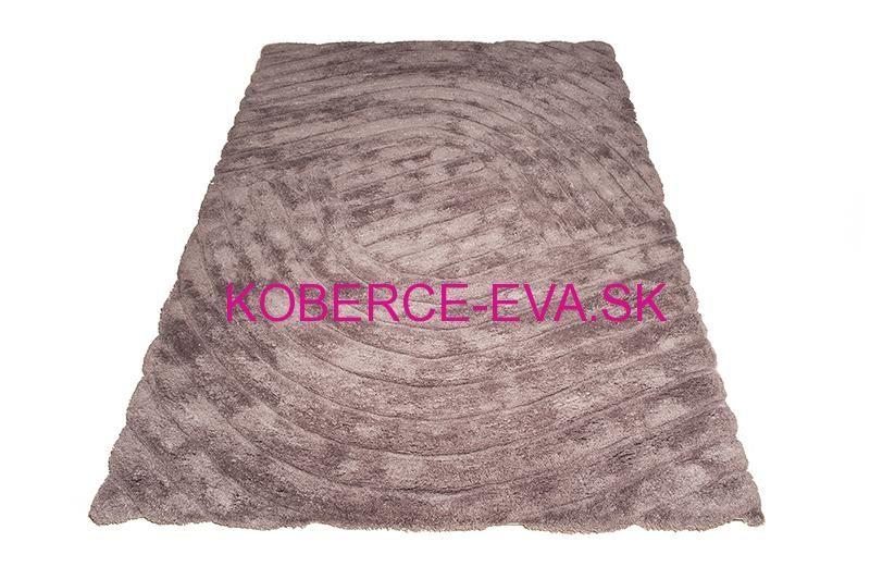 Kusové koberce | Viskóza-Prírodný materiál | Koberec Viskóza 3DG004-1 S | E-SHOP koberce Eva