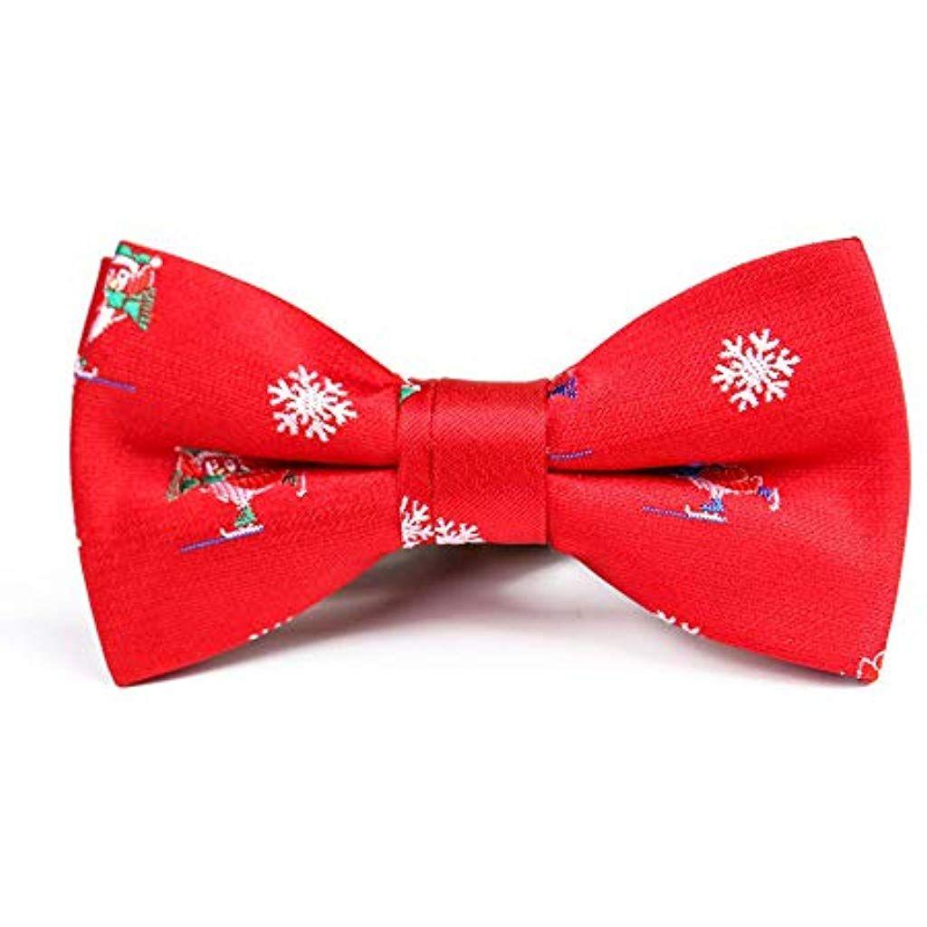 vendita calda a buon mercato brillante nella lucentezza calzature YYIILL Cravatta a farfalla Regalo di festa di corrispondenza ...
