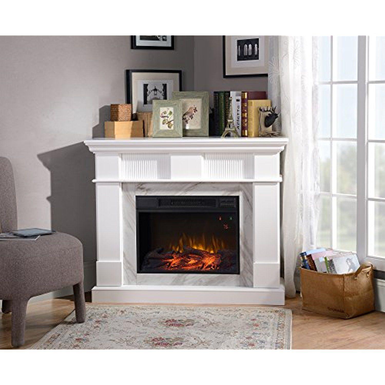 homestar zk1genova genova media fireplace in glossy matte white