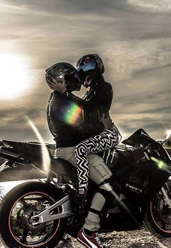 Happy New Year To Biker Datesinglebikers Com Biker Baby Biker