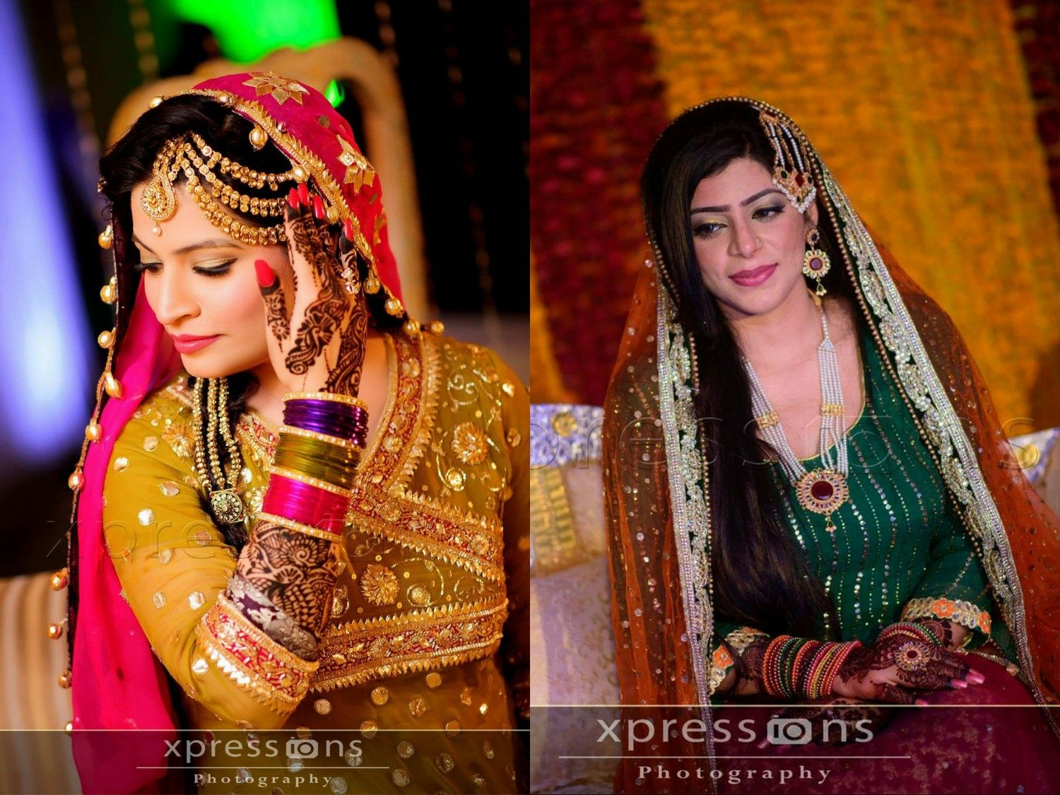 Mehndi Bridal Photoshoot : Photography by xpressions mehndi
