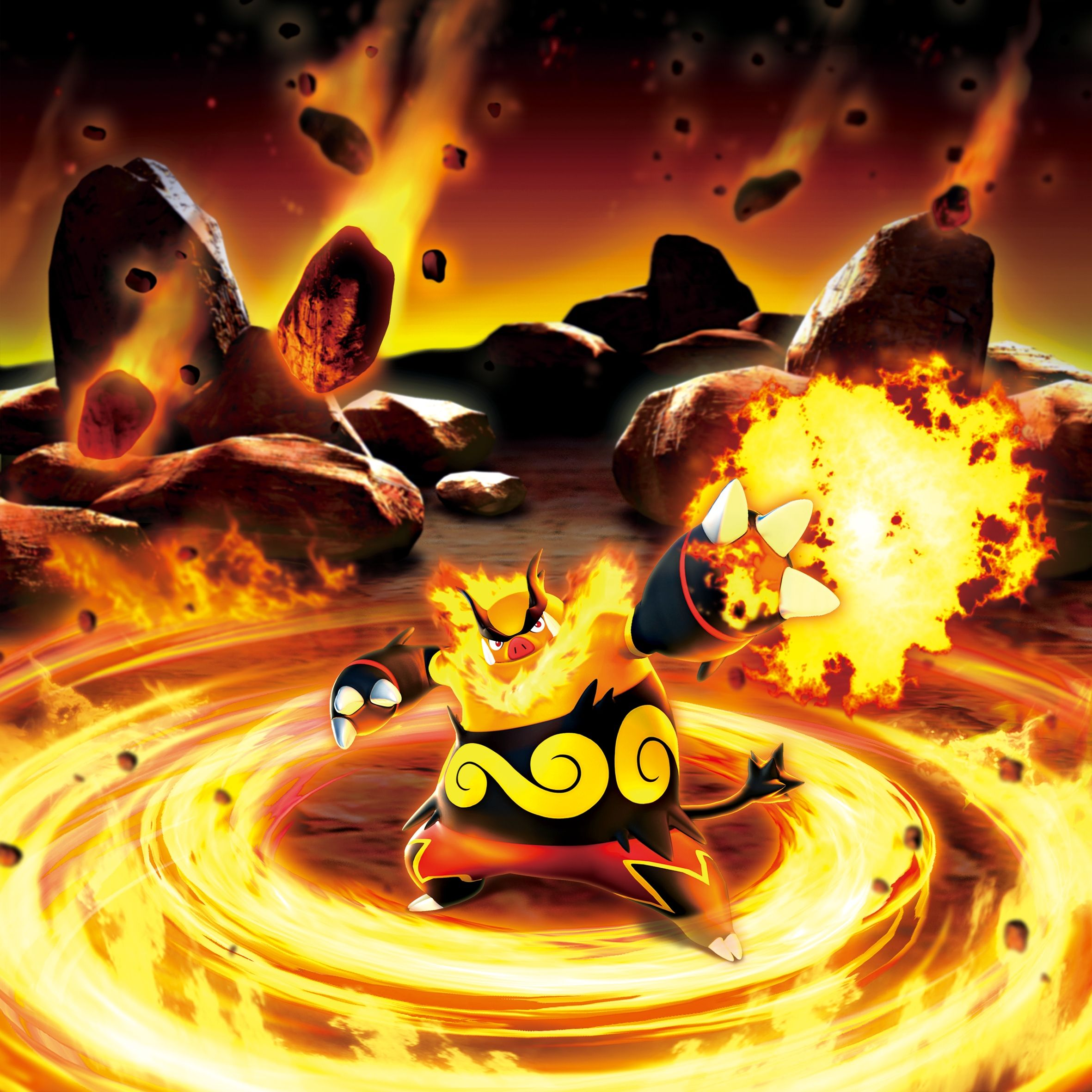 500 Emboar Mega Fire Pig Pokemon Teams Pokemon Art Pokemon Pictures
