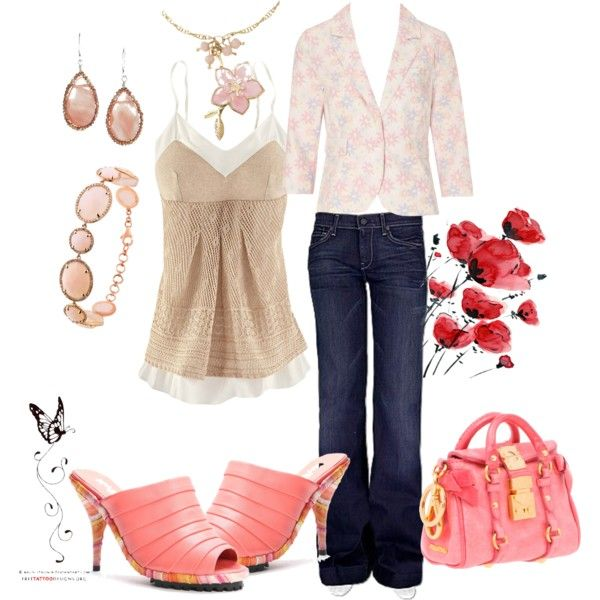"""""""Friday at the Office"""" by debra-dodson-lingle on Polyvore"""