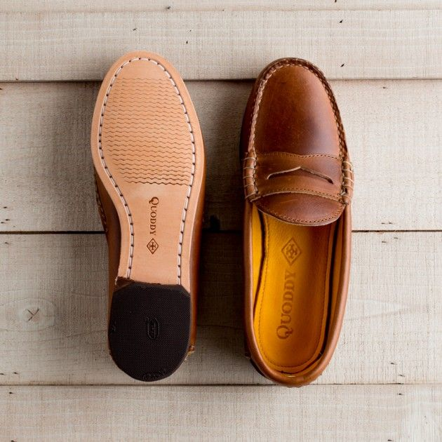 Women's Quoddy Penny Loafer | Guideboat Company