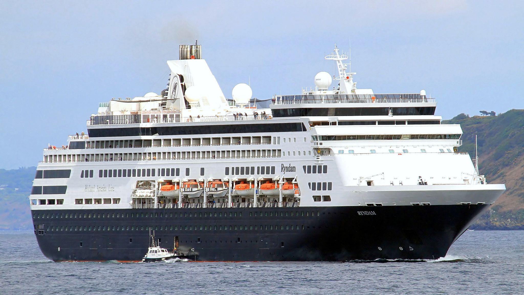 Ryndam Vasco Da Gama Cruise Ship Cruise