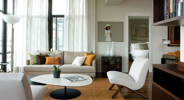 Eight Hundred Sq. Ft.: Small Space Solutions - 8 Rules for Stylish ...