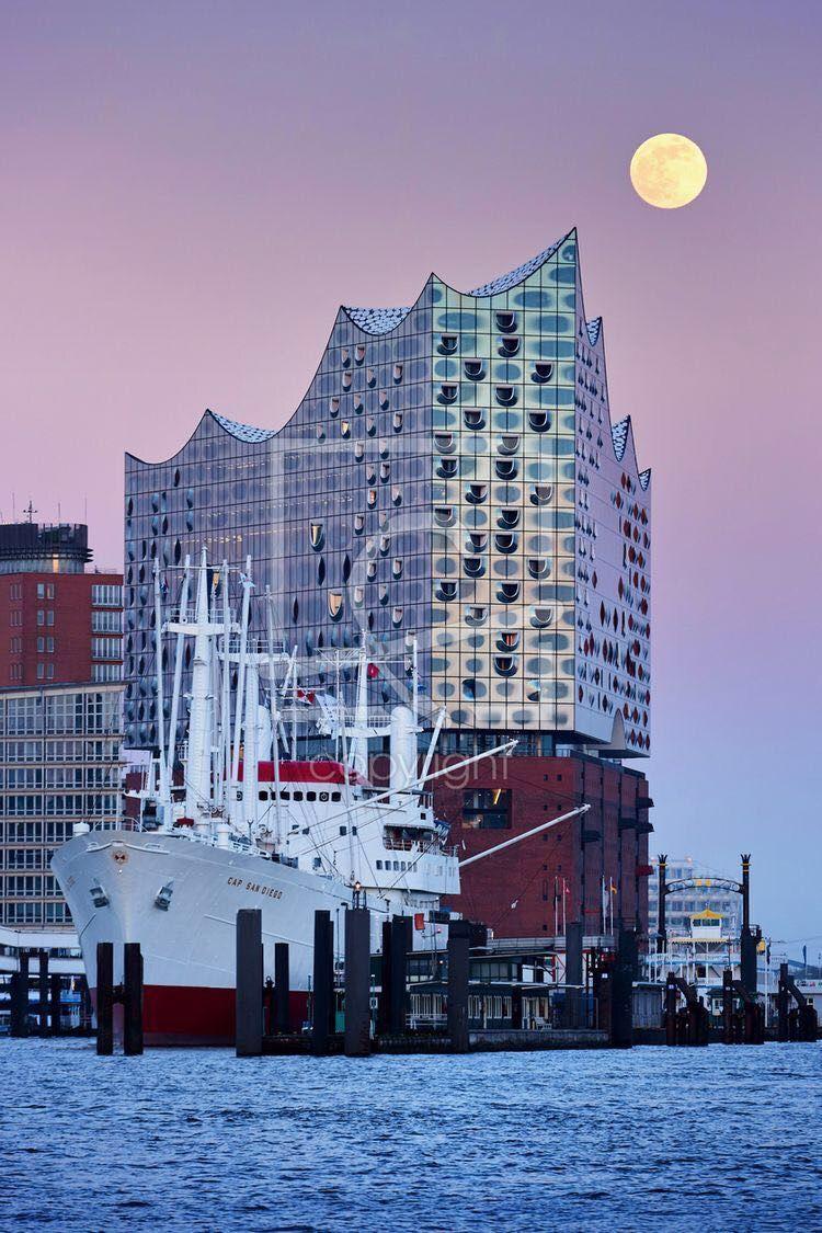 Elbphilharmonie Hafencity Hamburg Hamburg Reise Hafengeburtstag Hamburg