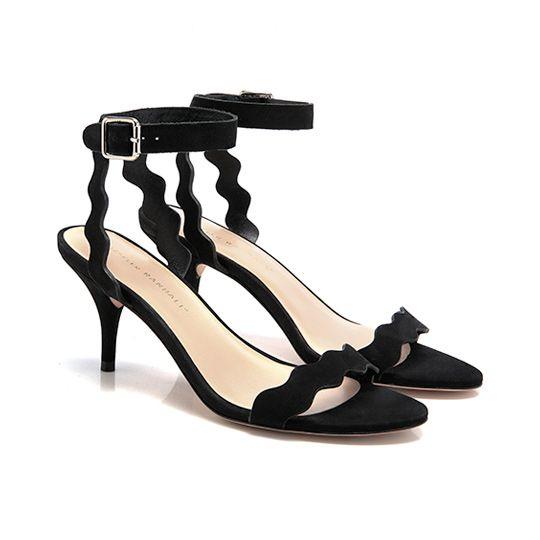 Loeffler Randall Shop Loefflerrandall Com Kitten Heel Sandals Black Sandals Heels Fabulous Shoes