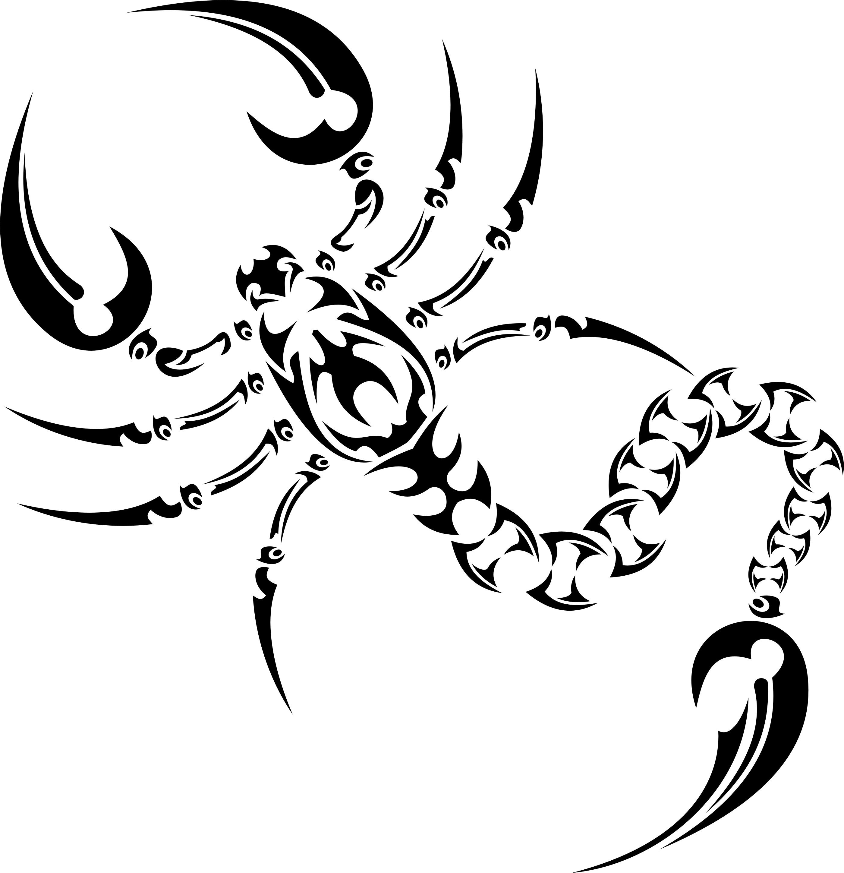 Scorpion king tattoo design - Tribal Tattoos Scorpion Tattoo Design Scorpion Tribal Tattoos The Tattoo