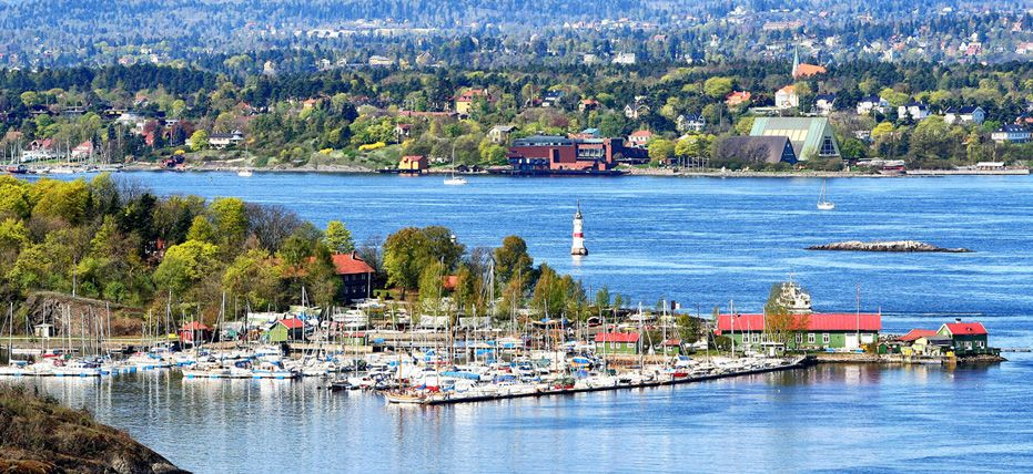Oslo Is The Oldest Of The Scandinavian Capital Cities And Has A Varied Collection Of Cultural Attractions And Natural Wonders Description From Lugares Da Europa