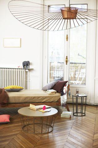 Petite friture suspension vertigo l d200 cm noir - Suspension vertigo imitation ...