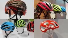 CyclingNews | Gallery: The best road helmets of Interbike 2014 by Ben Delaney (September 17, 2014)