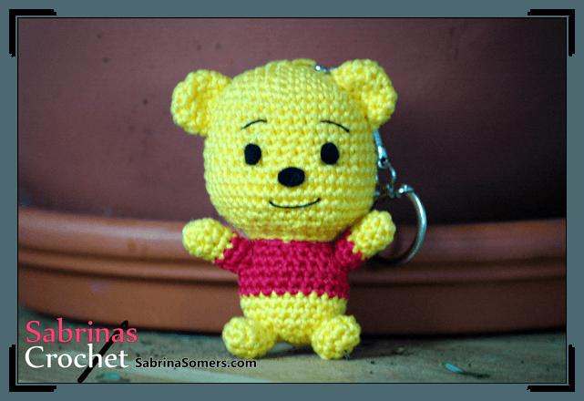 Crochet pattern Winnie the Pooh   Pinterest   Strickanleitungen ...