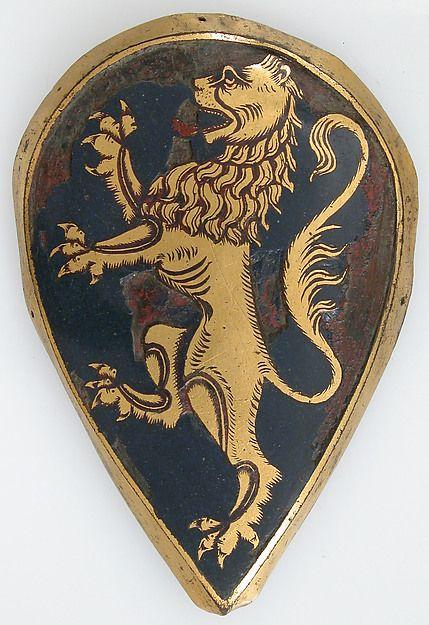 Messenger Badge c1300 Italian or Spanish