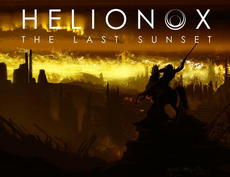 Helionox: The Last Sunset | Image | BoardGameGeek