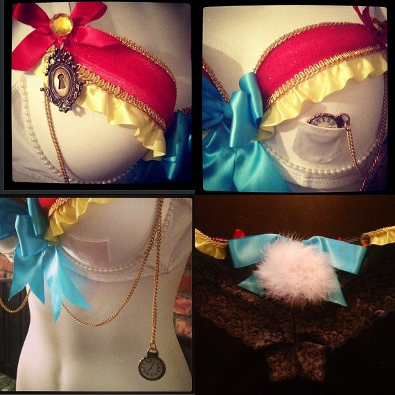 Hey, I found this really awesome Etsy listing at http://www.etsy.com/listing/130516371/white-rabbit-2-piece-set