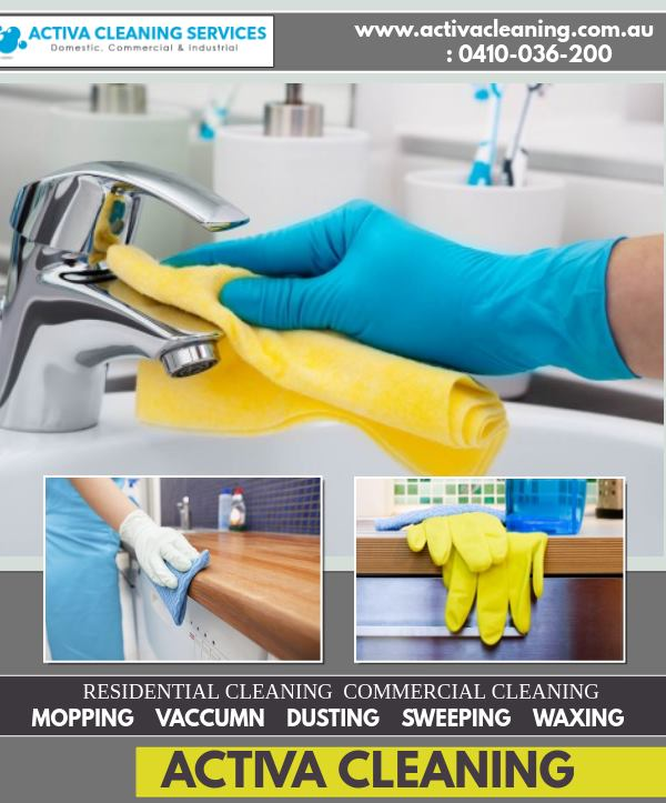 ActivaCleaning is the one stop for all your property