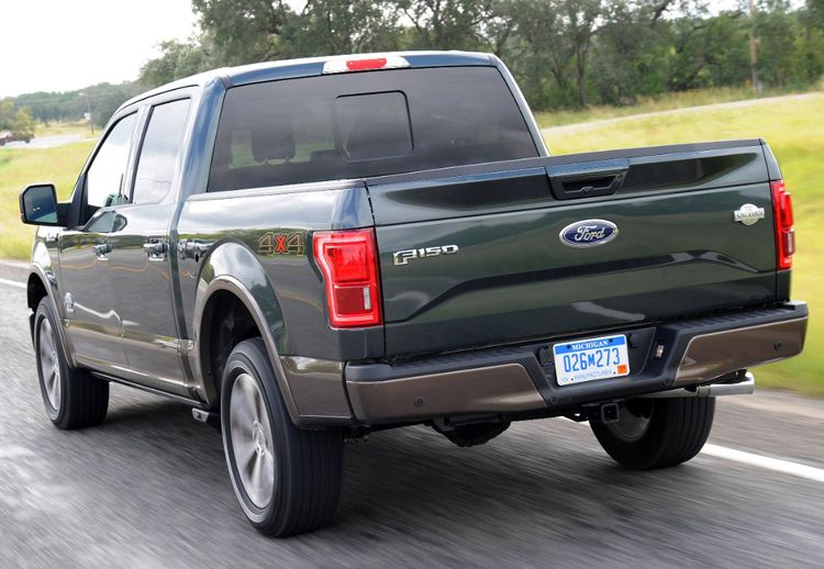 2015 ford f 150 top 10 innovative features on fords best selling truck king ranchford