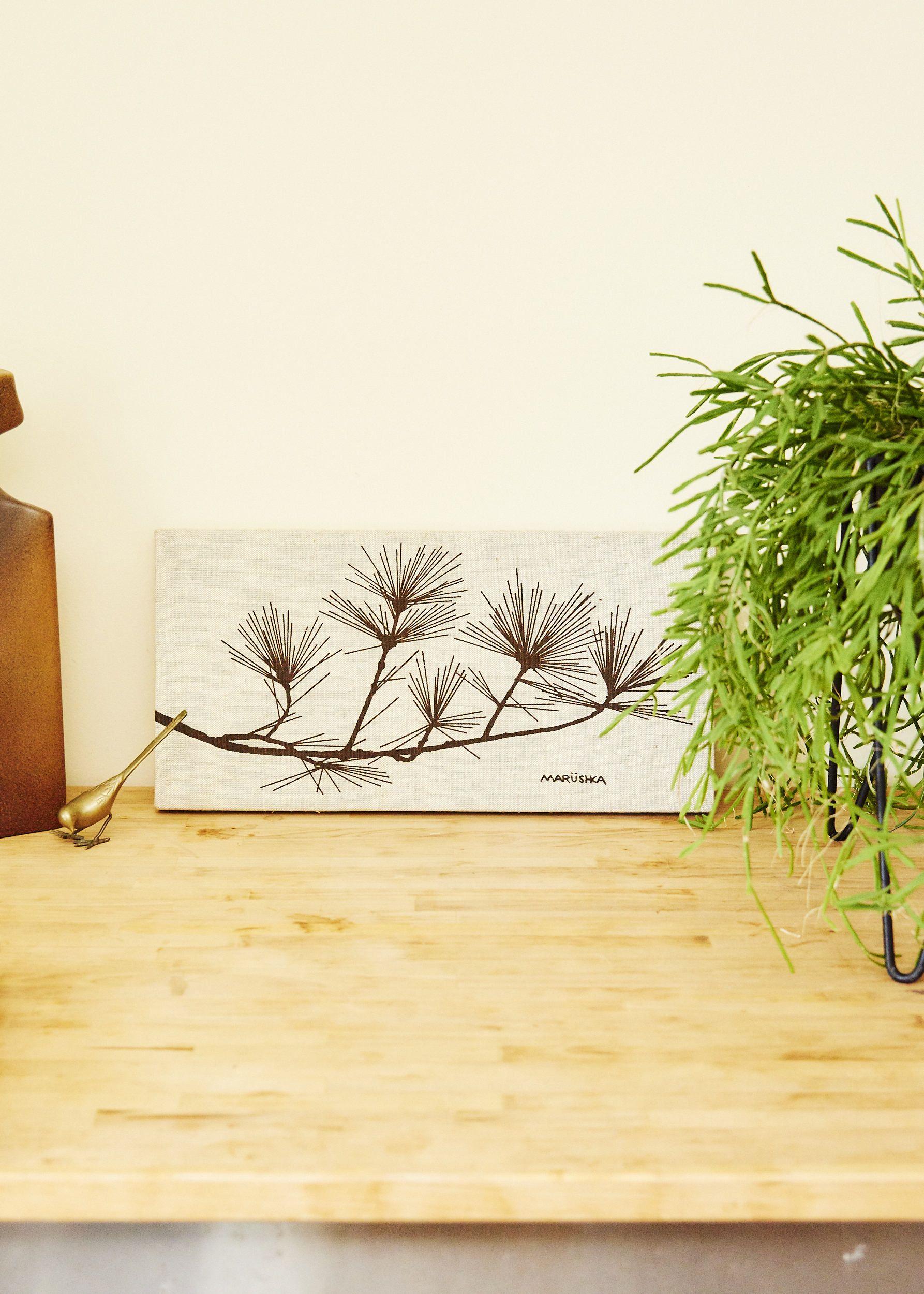 Marushka nature inspired textile art marushka nature print home