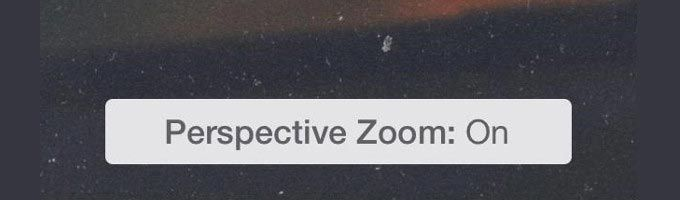 How To Fix Wallpaper Zooming With Ios 7 1 Perspective Zoom Feature Ios 7 Perspective Iphone Lockscreen