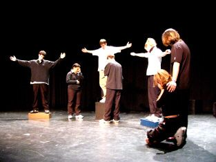 theatre games exercises for learning acting skills