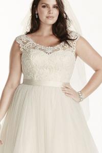 Vestidos de boda para mujer gorditas