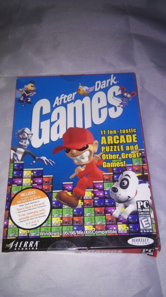 after dark games free