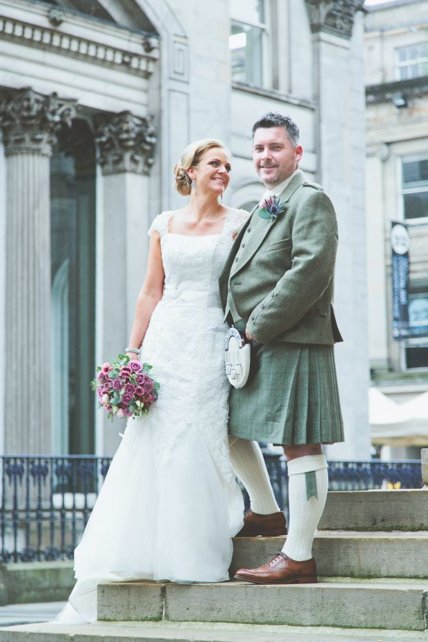 A Sunday Selection of Four Fabulous Real Weddings | Weddings and Wedding