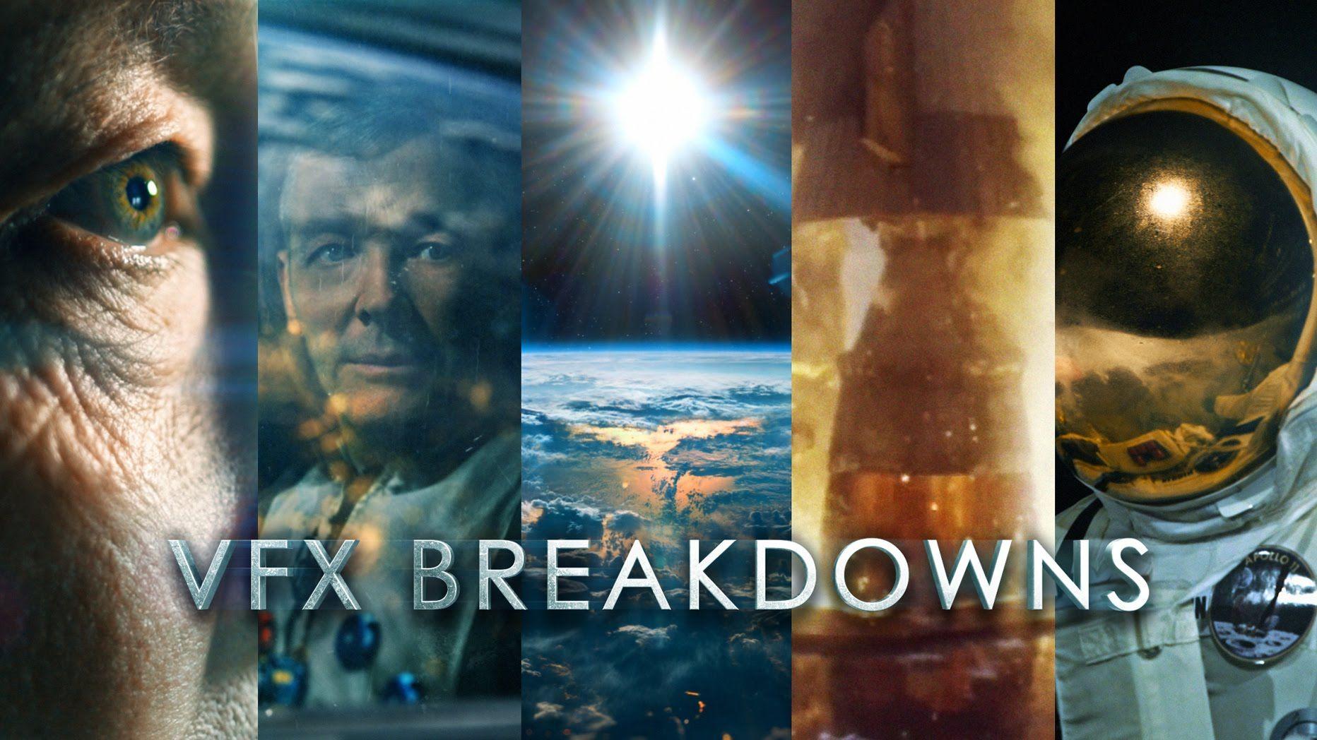 Ryan J Thompson - EXPLORATION VFX Breakdowns