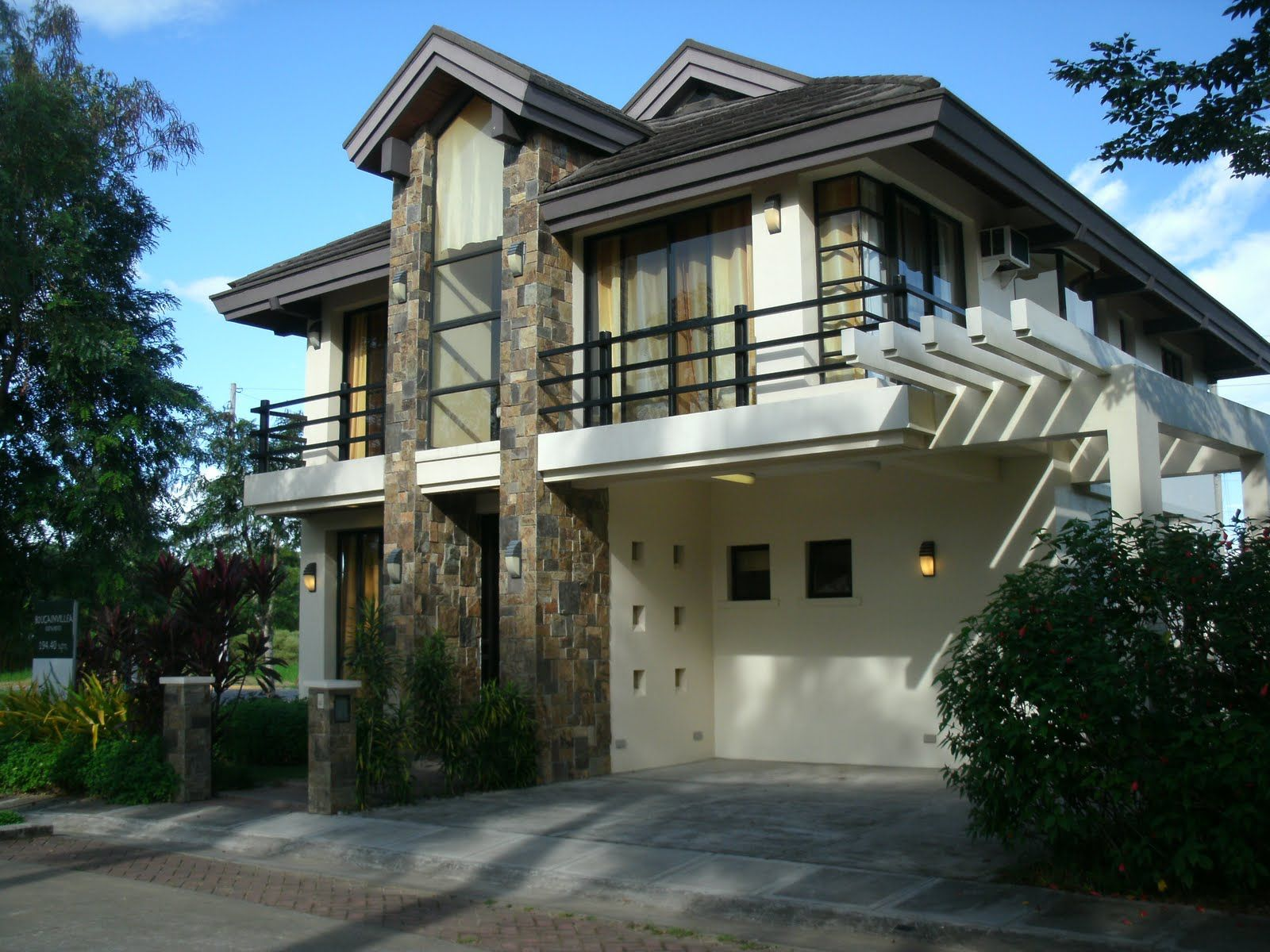 Modern asian house exterior designs the development in for Chinese home designs