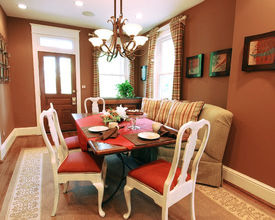 Rust Color Design Ideas Pictures Remodel And Decor Living Room Wall Color Home Decor Colourful Home Decor