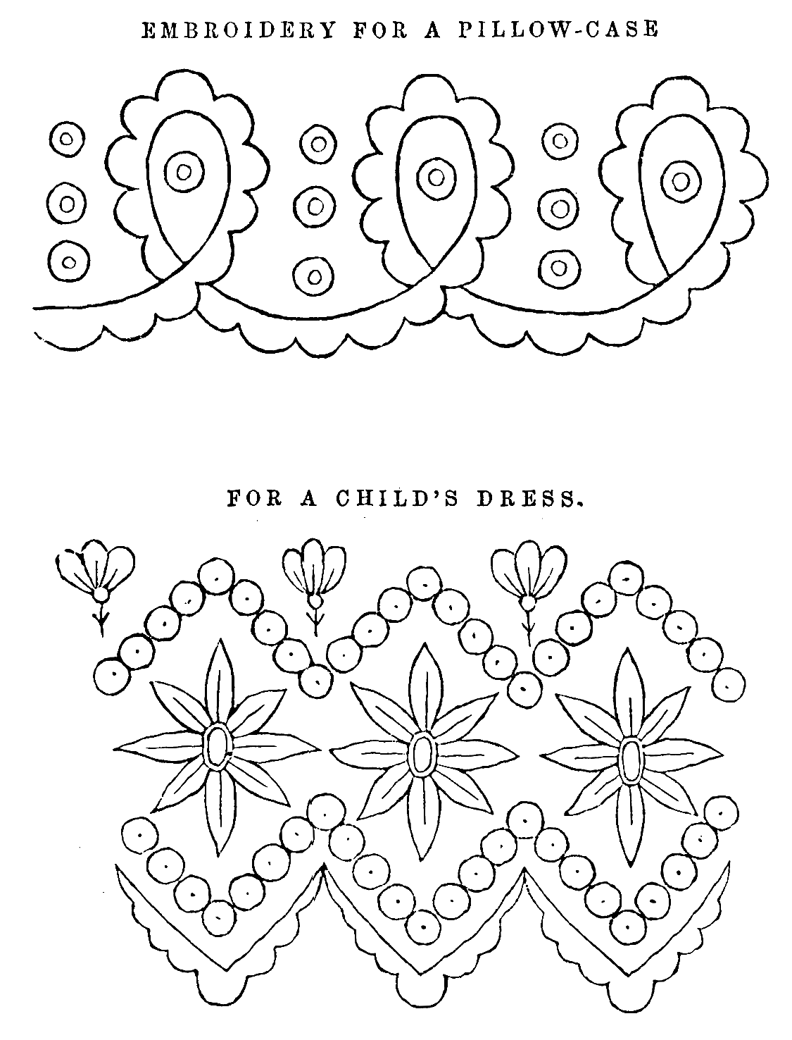 free victorian embroidery patterns free printable collage sheet