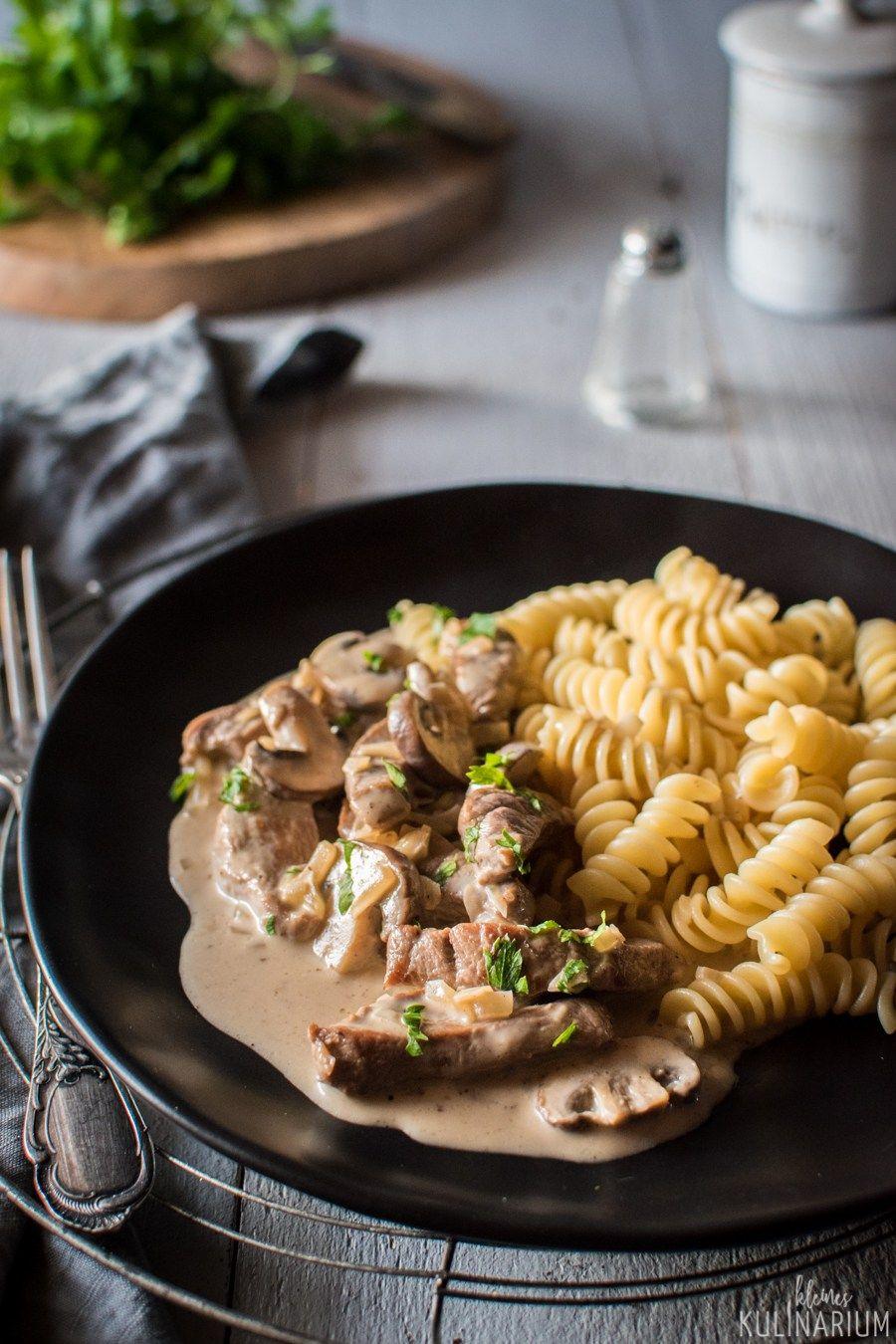 Photo of Zürcher Geschnetzeltes mit Champignons – Kleines Kulinarium