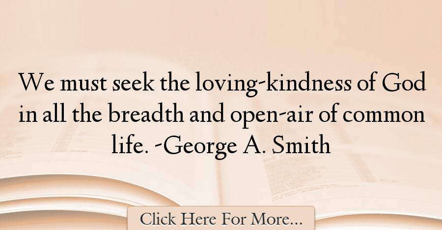 George A. Smith Quotes About Religion - 58478