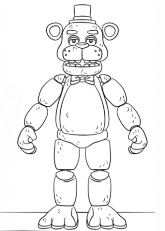 8 Small But Important Things To Observe In Fnaf Coloring Pages Fnaf Coloring Pages Fnaf Coloring Pages Free Printable Coloring Pages Free Printable Coloring