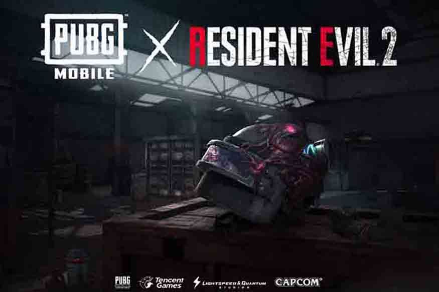 Pubg Mobile And Resident Evil 2 Collaboration Teased Zombie Mode On The Cards Resident Evil New Zombie Online Multiplayer Games