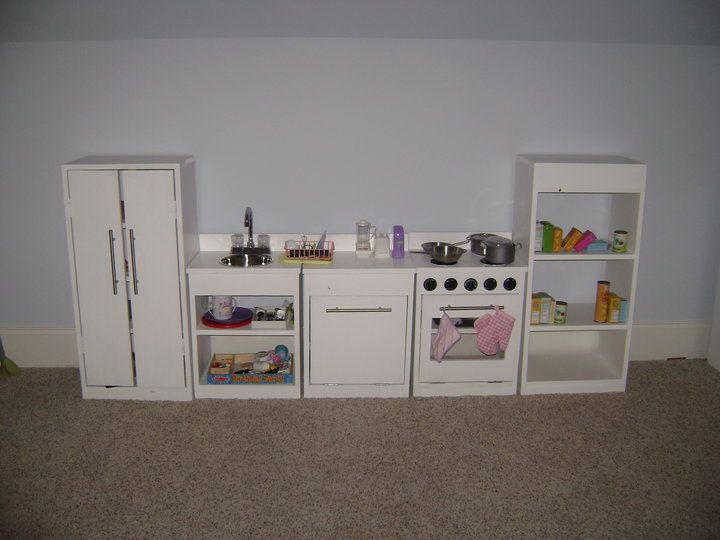 Play Kitchen Plans | Play Kitchens Galore