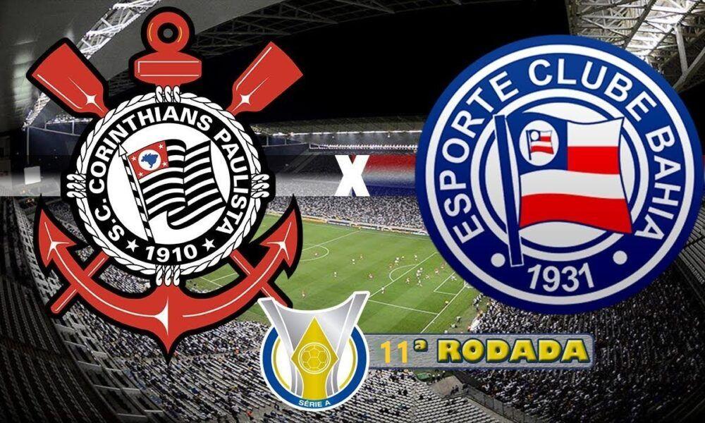 Assistir Jogo Do Bahia X Corinthians Ao Vivo Na Tv E Online Gratis Hd Premiere Em 2021 Campeonato Brasileiro Jogo Do Corinthians Jogo Do Bahia