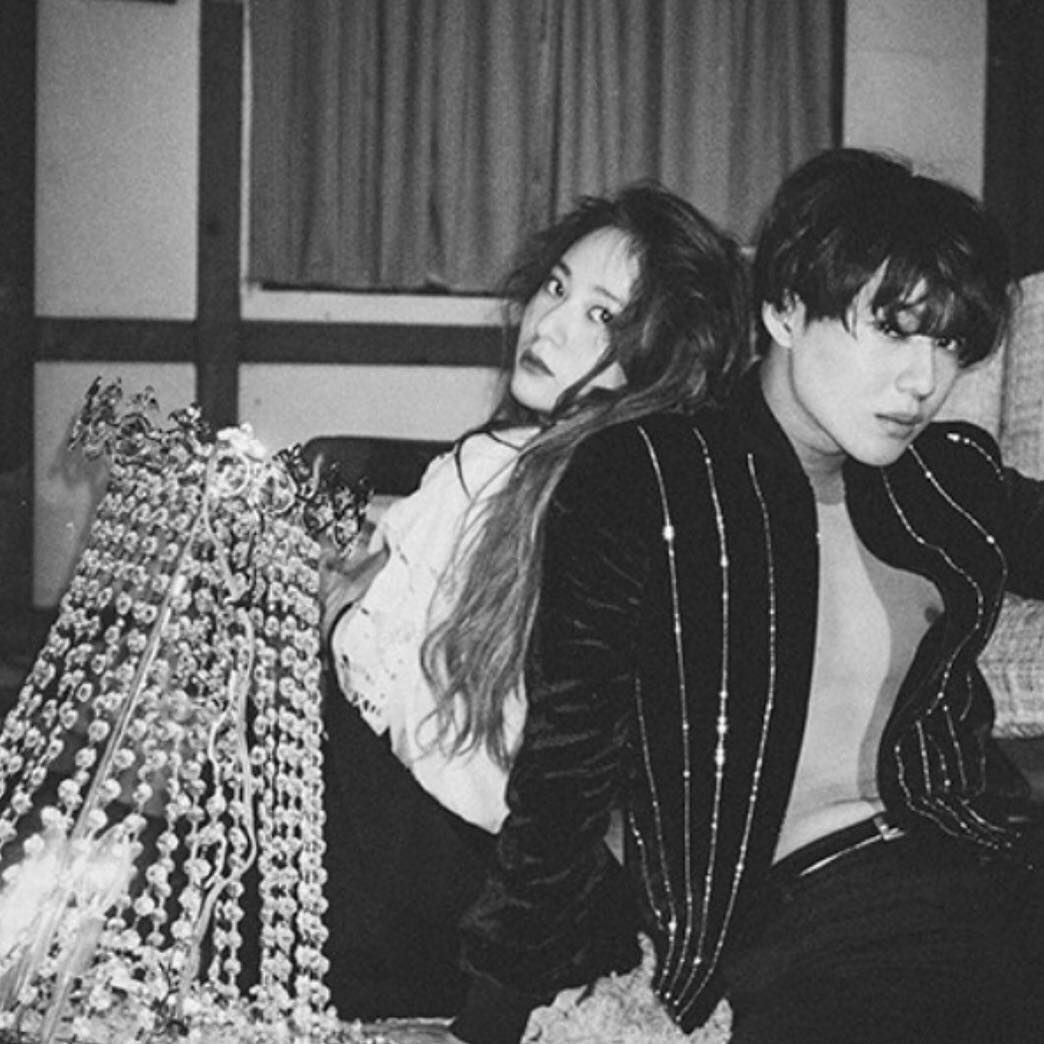 Taemin och sulli dating