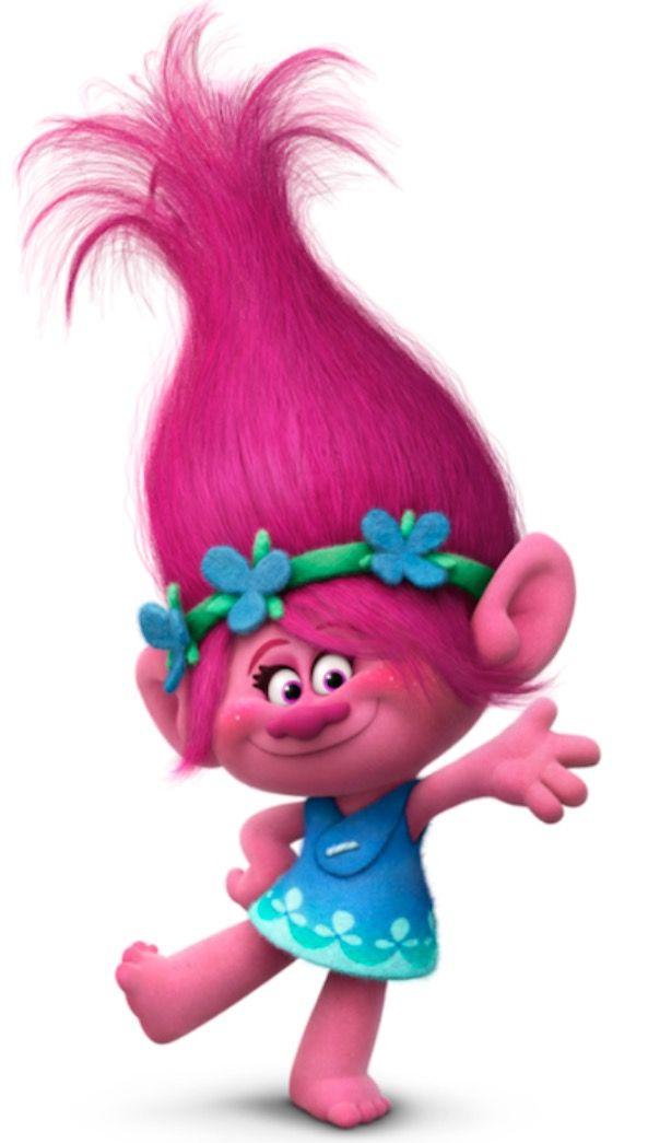 Princess Queen Poppy Pinatas De Trolls Cumple De Trolls Disfraz De Trolls
