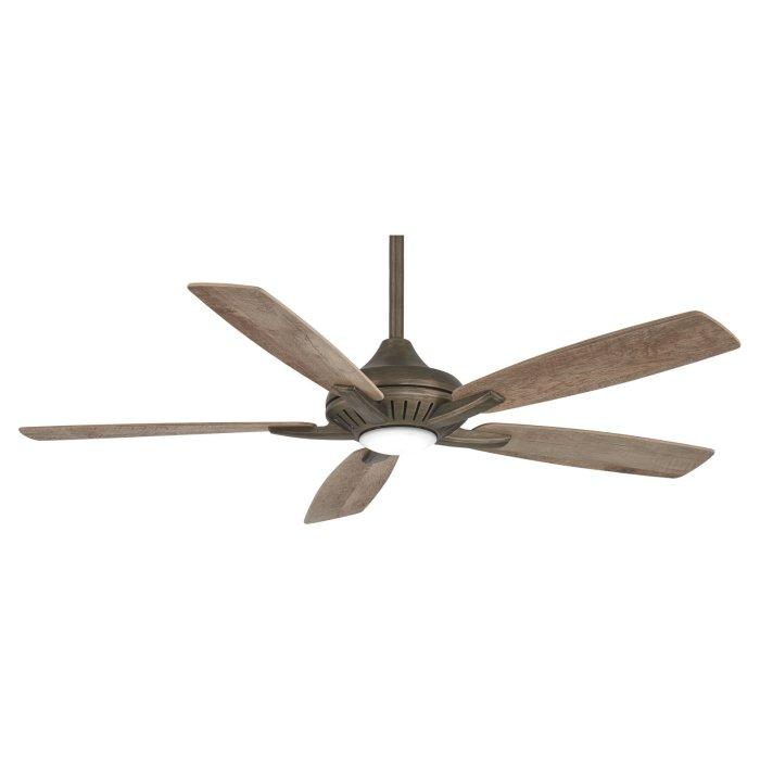 Minka Aire Dyno Ceiling Fan with Light Ceiling fan